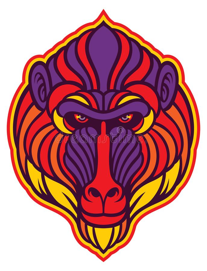 Free Baboon Mandrill Monkey Royalty Free Stock Photo - 103105545