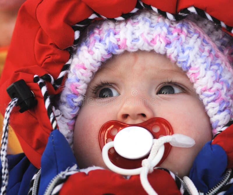 Download Baby stock image. Image of human, hood, baby, background - 13820529