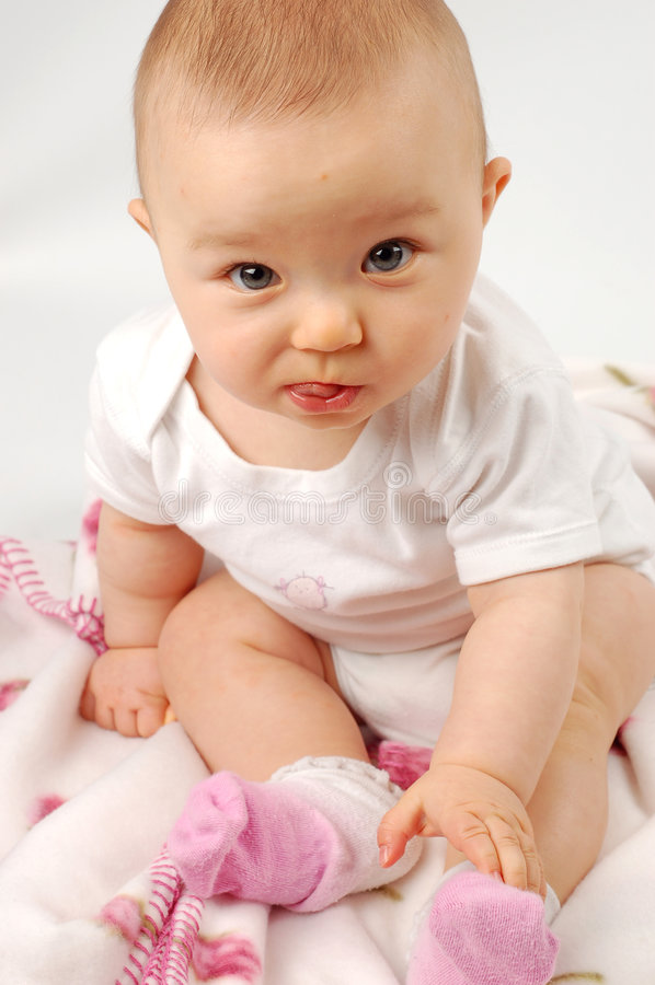 Baby #14 royalty free stock photography