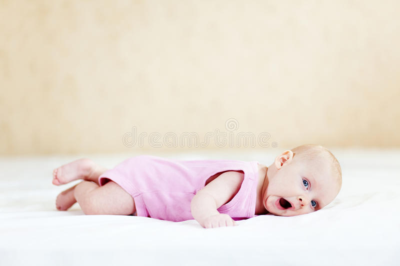 Download Baby stock photo. Image of clean, sleep, small, childcare - 23988840