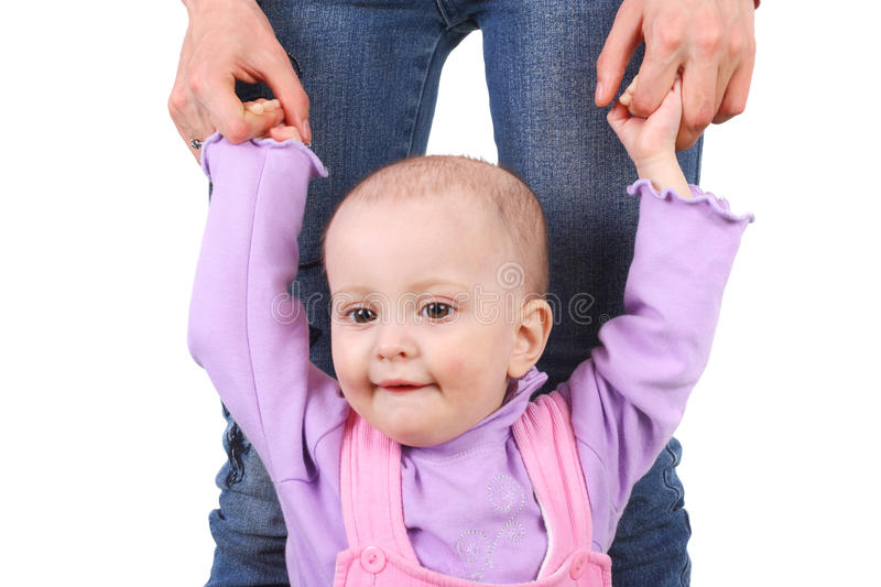 Download Baby stock photo. Image of cheerful, hands, color, activity - 28758714