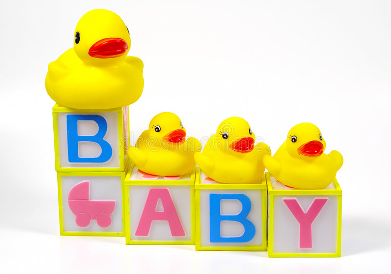 Baby 3 stock foto's