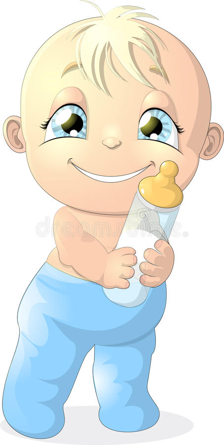 Baby vector illustratie