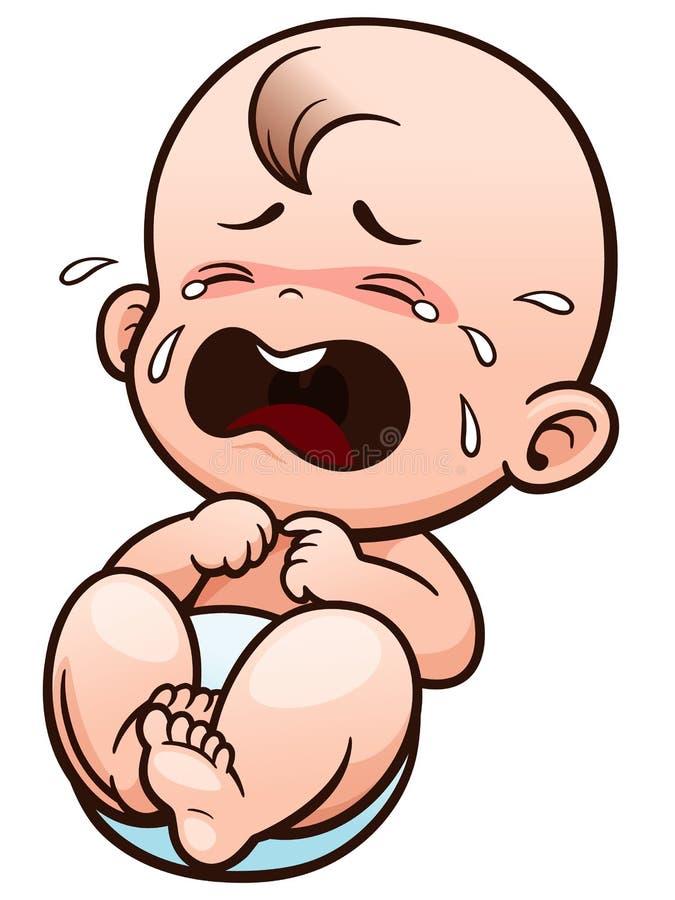 Baby stock abbildung