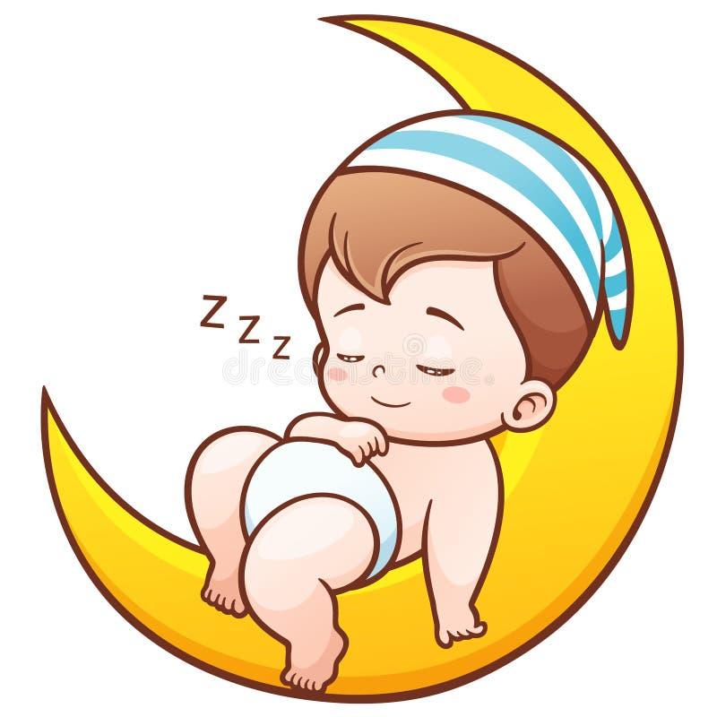 Baby vector illustratie