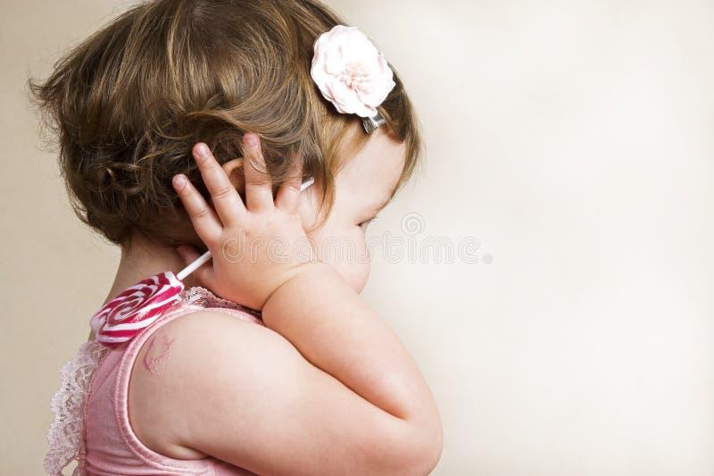 Download Baby stockbild. Bild von süßigkeit, pink, schätzchen, tochter - 9088883