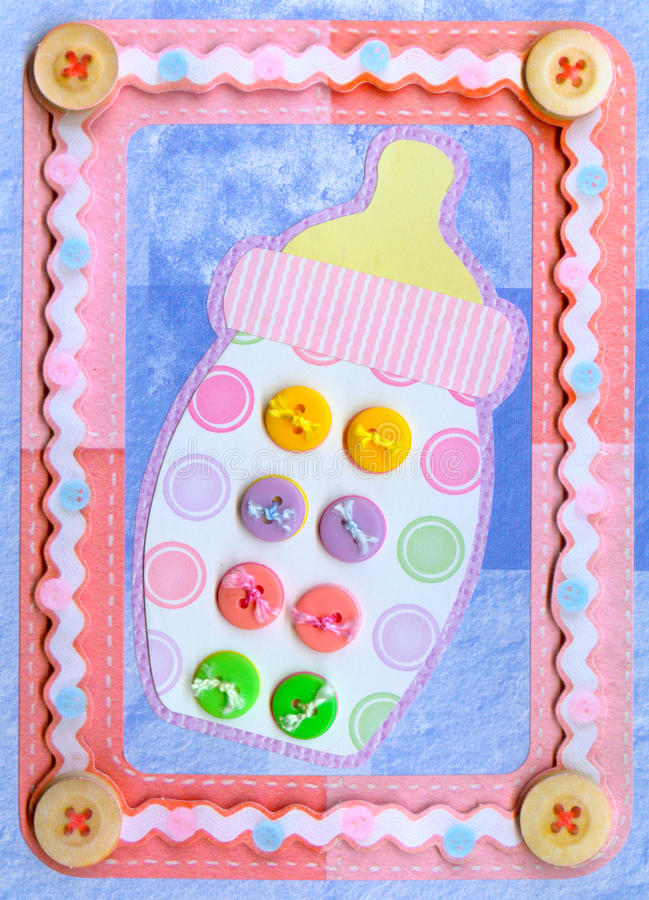 Download Baby background stock illustration. Image of crafting - 21342385