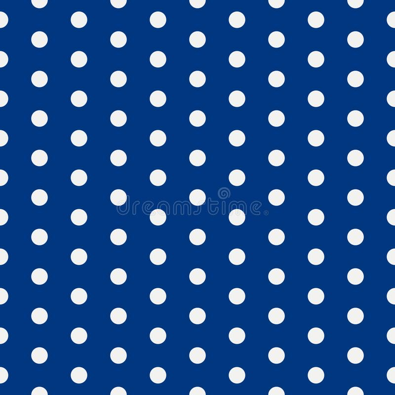 Baby background. Polka dot pattern. Vector illustration with small circles. Dotted background. EPS 10. royalty free illustration