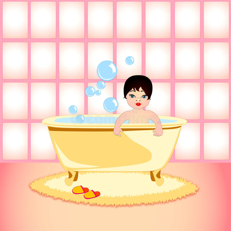 Download Baby Bath Stock Photography - Image: 23310512