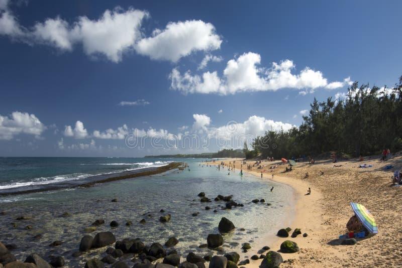 Baby Beach, north shore, Maui, Hawaii royalty free stock photo