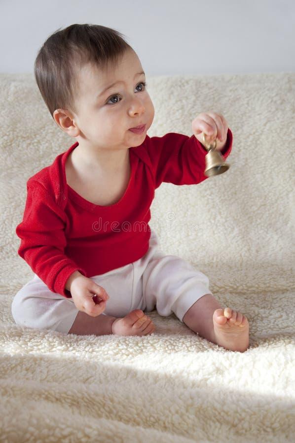 baby Bell royaltyfria foton