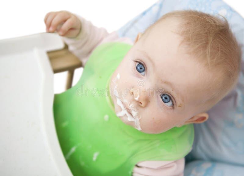 Baby.bis modifié image libre de droits
