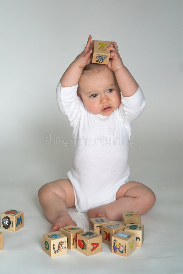 Free Baby Blocks Royalty Free Stock Images - 2254019