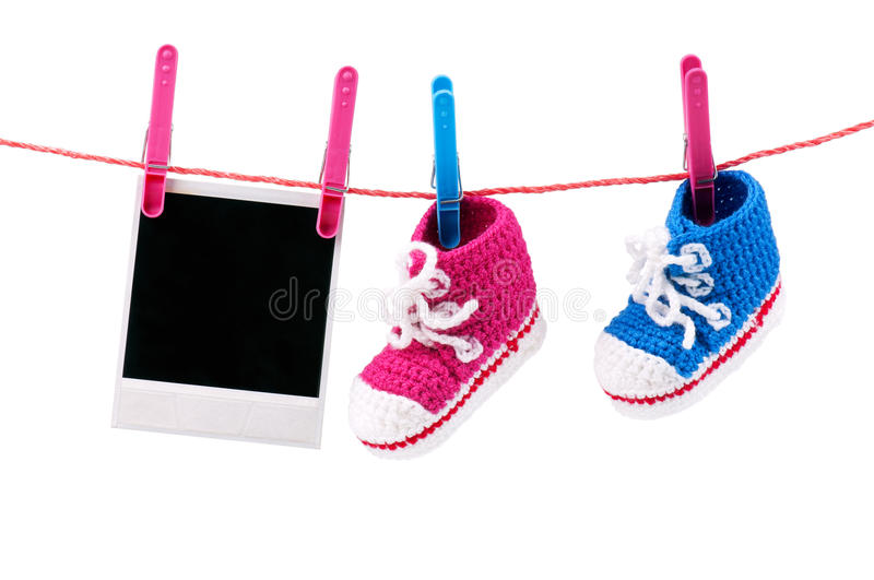 Download Baby Bootees Royalty Free Stock Image - Image: 22904436