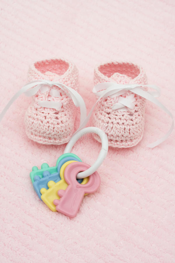 Download Baby Booties Royalty Free Stock Image - Image: 11258786