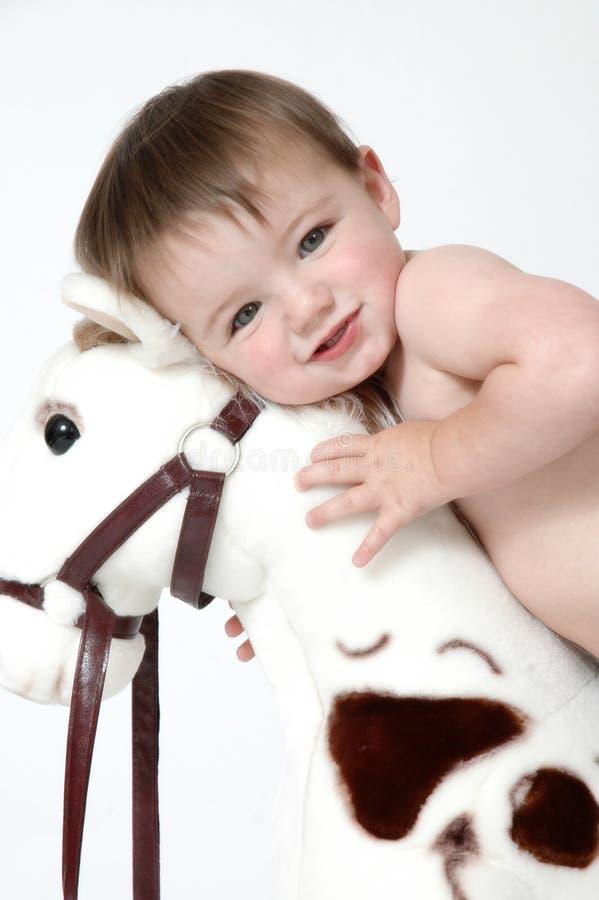 Download Baby boy stock photo. Image of cute, shoulder, head, joke - 1308080