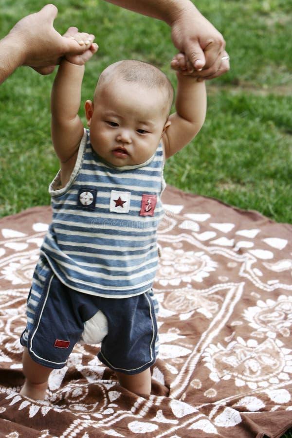 Baby boy royalty free stock photo