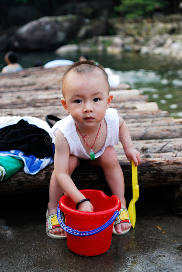 Download Baby boy stock photo. Image of fragile, face, awesome - 7326654