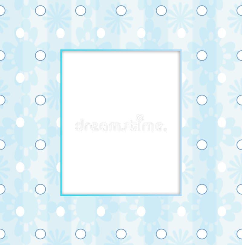 Download Baby boy frame stock illustration. Image of decoration - 15982204