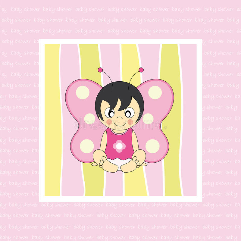 Download Baby butterfly costume stock vector. Illustration of advertisement - 19509006