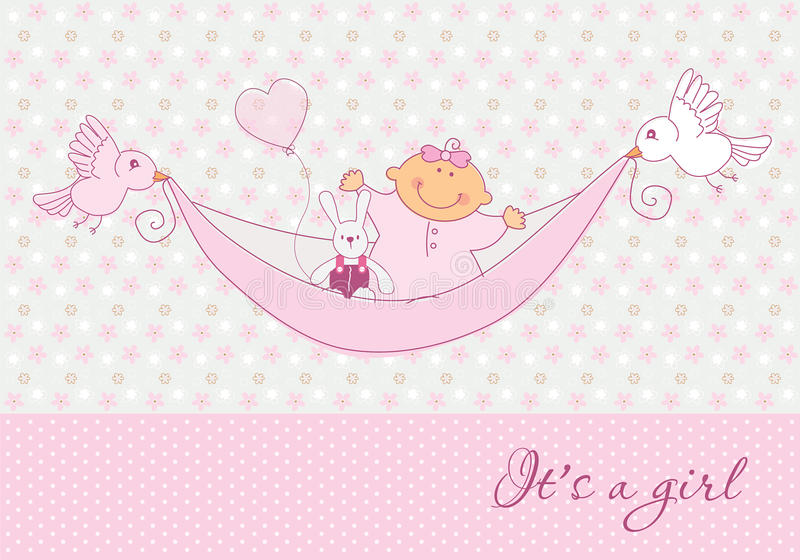 Download Baby Card Stock Photography - Image: 15337332