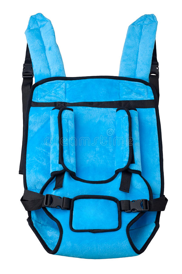 Free Baby Carrier Royalty Free Stock Photos - 25043228