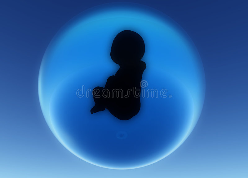 Download Baby Cells stock illustration. Illustration of colorful - 612238