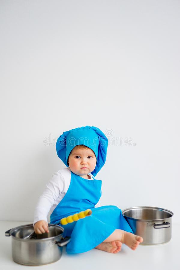 f0c4b79b6 Baby Chef Stock Images - Download 6,126 Royalty Free Photos