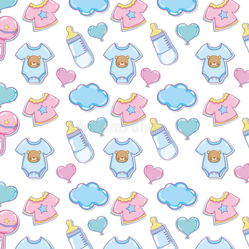 Baby Background Stock Illustrations - 339,704 Baby ...