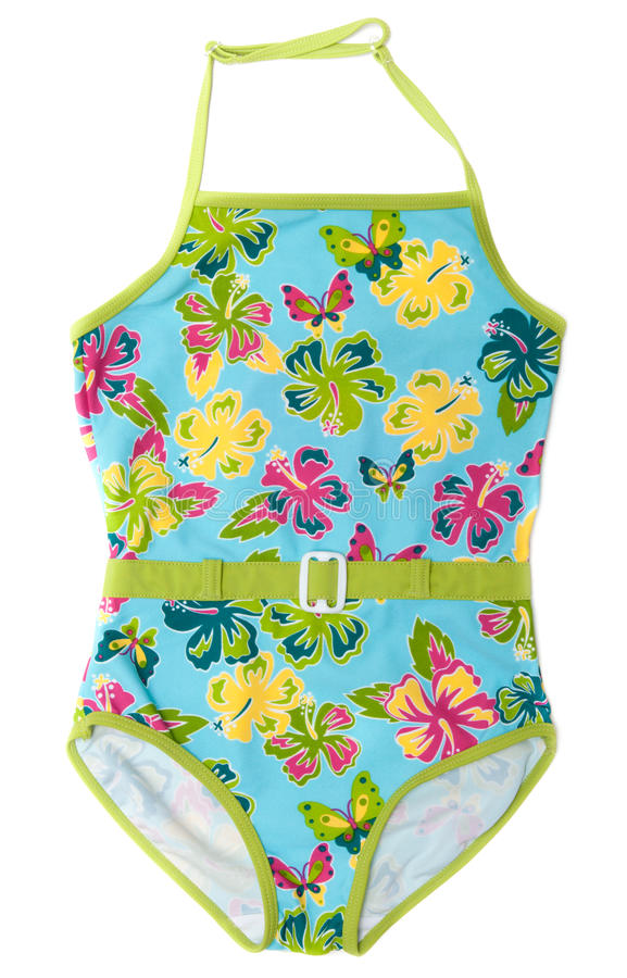 Download Baby colour swimsuit stock image. Image of clothes, linen - 15158501