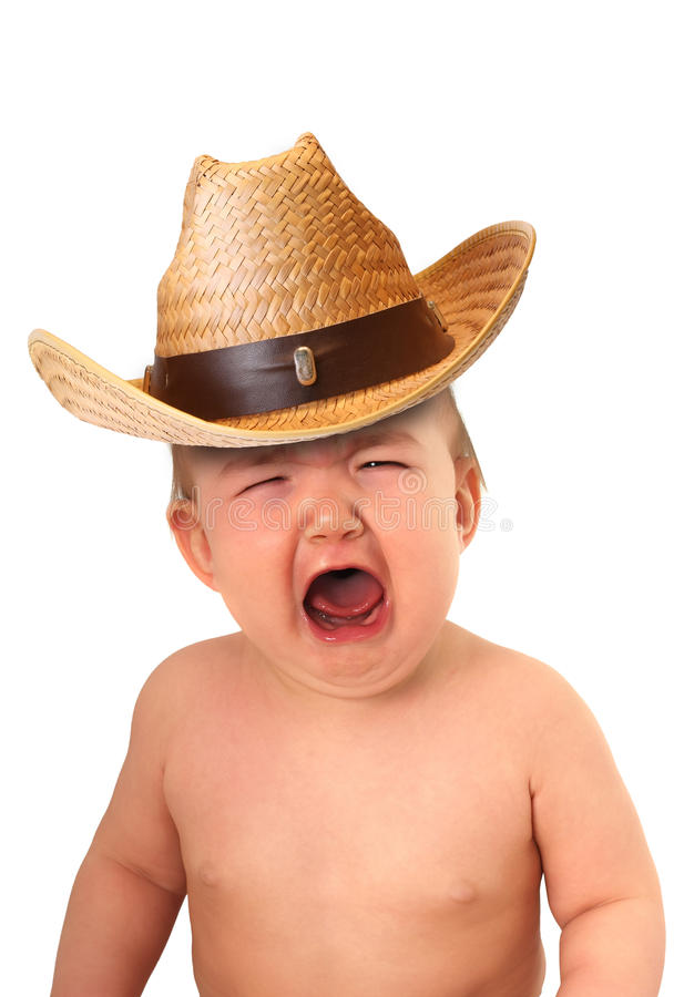 Free Baby Cowboy Royalty Free Stock Images - 17818129