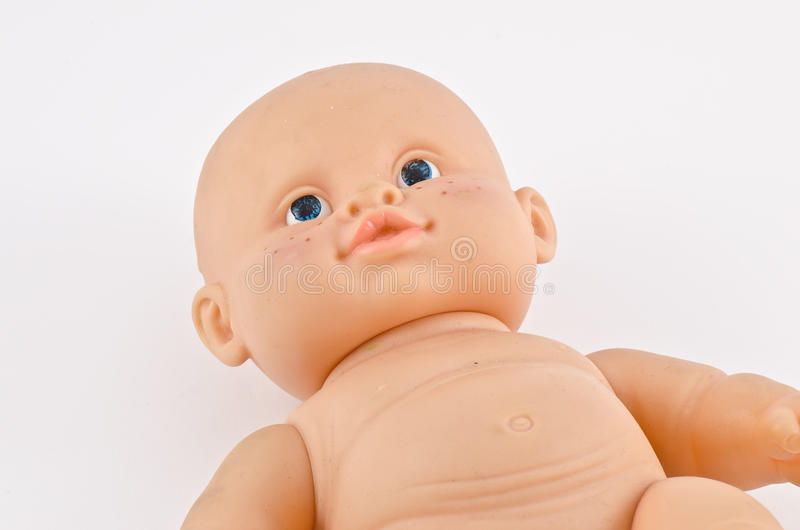 Download Baby doll stock image. Image of babyhood, affection, alone - 23134885