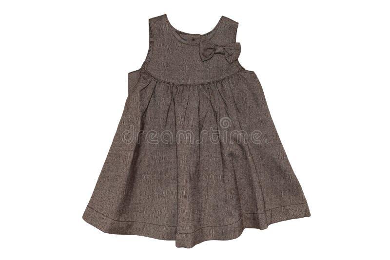 Baby dress stock photo