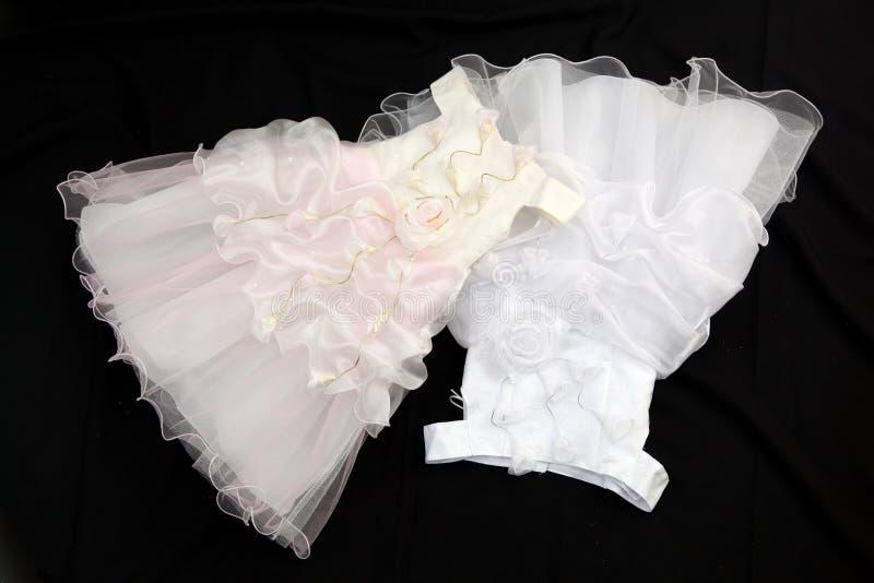 Baby dress stock photos