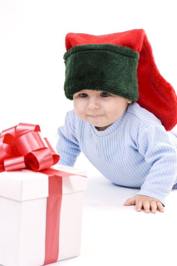 Baby elves royalty free stock photos