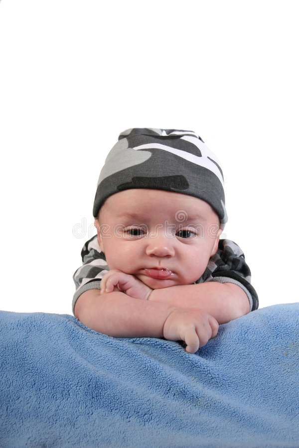 Download Baby Face Royalty Free Stock Photography - Image: 1722057