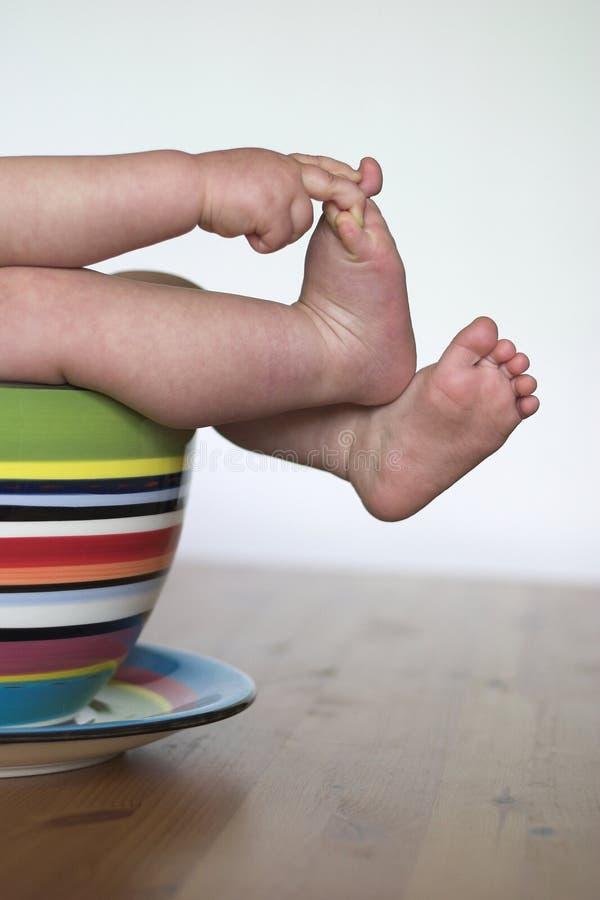 Free Baby Feet Royalty Free Stock Photo - 2502435