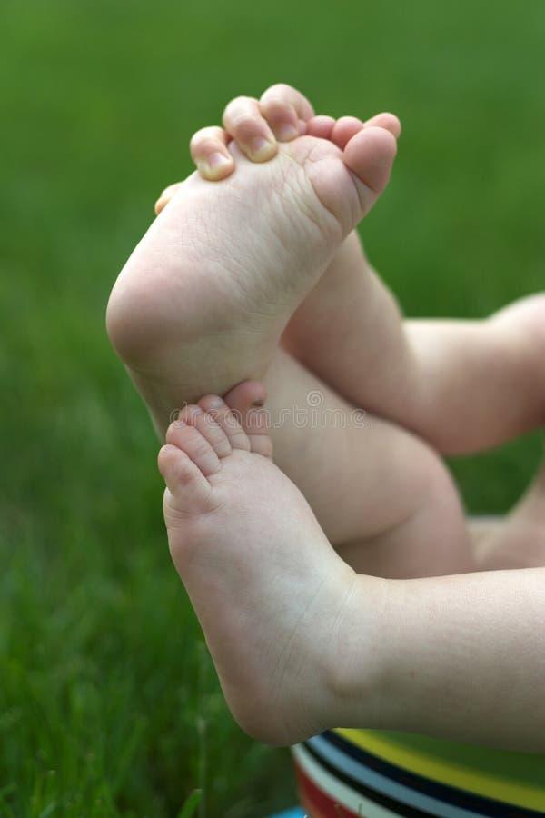 Free Baby Feet Stock Photo - 2507870