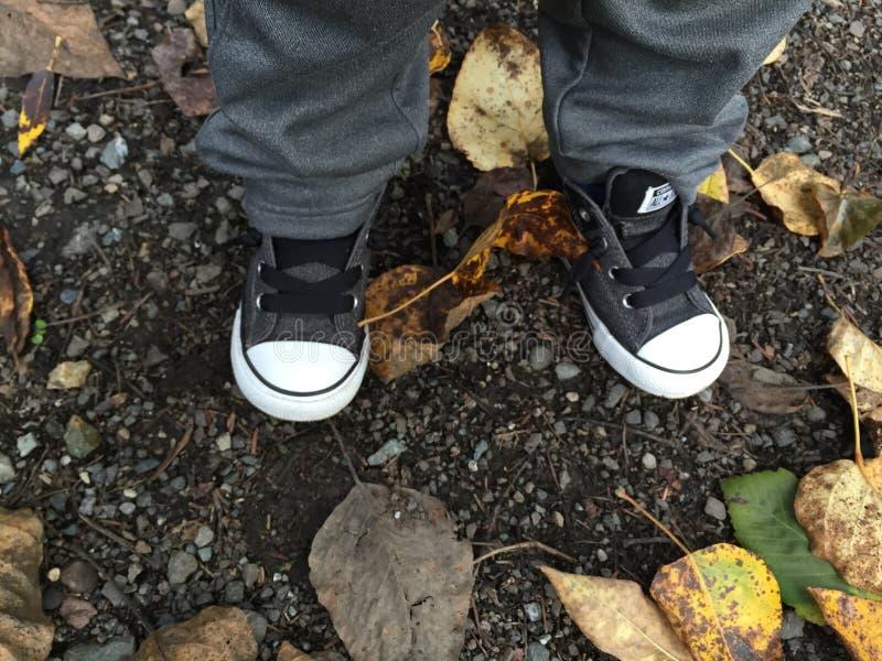 baby feet obrazy stock