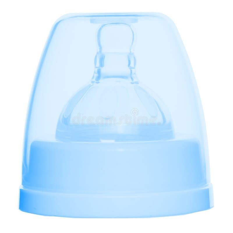 Baby-Flaschen-Nippel stockfotografie