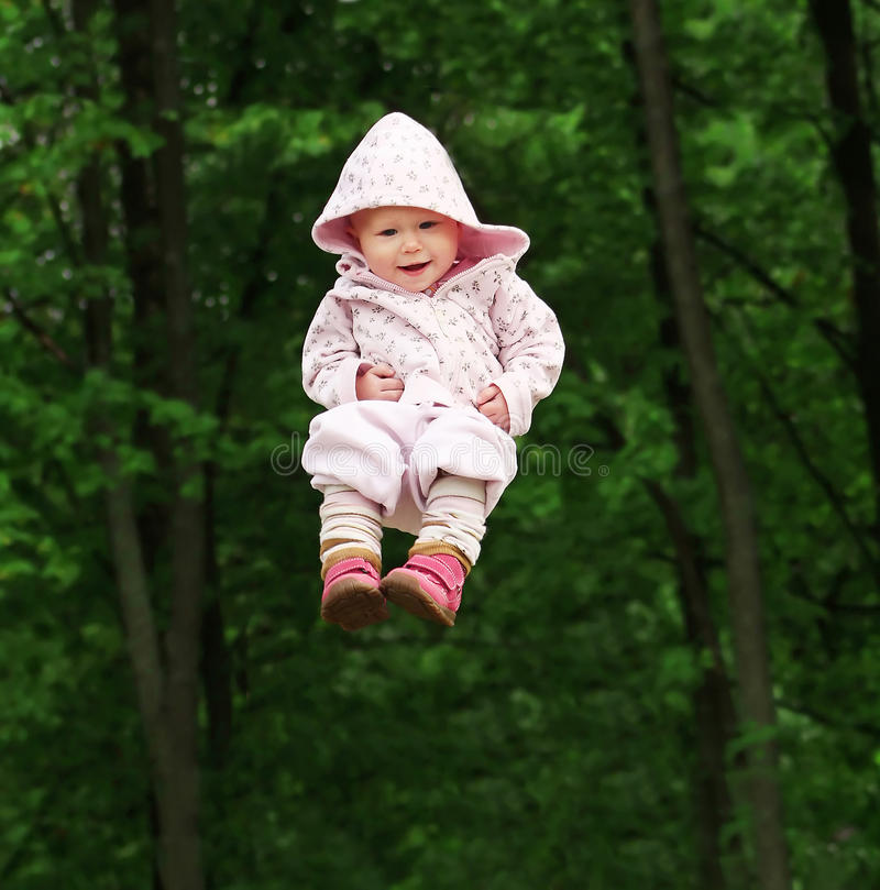 Baby fly stock images