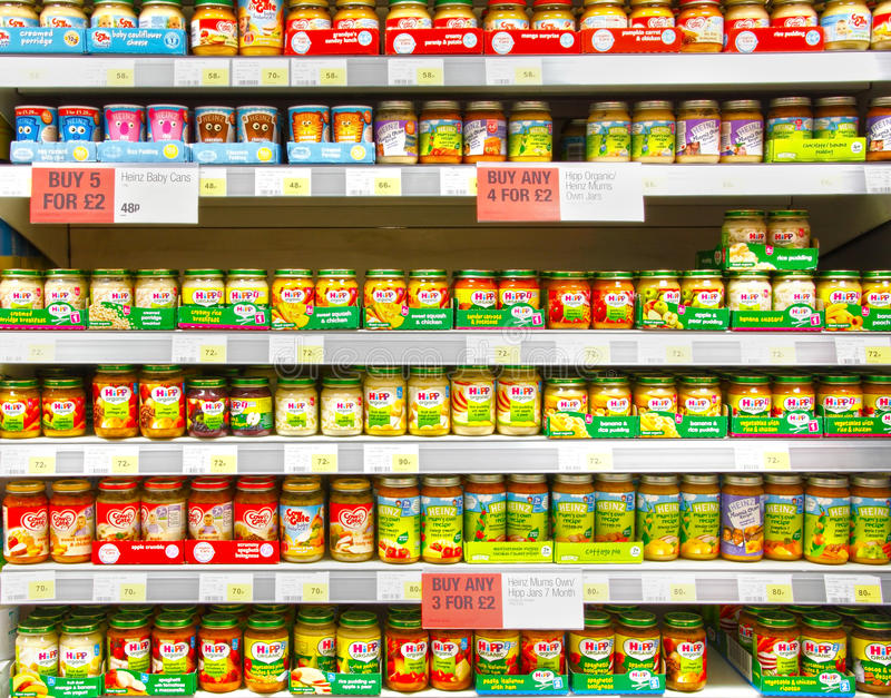 Download Baby food editorial stock image. Image of placements - 22857534