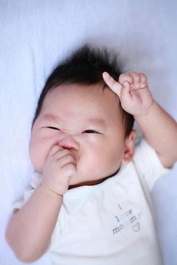 Baby Fun royalty free stock image