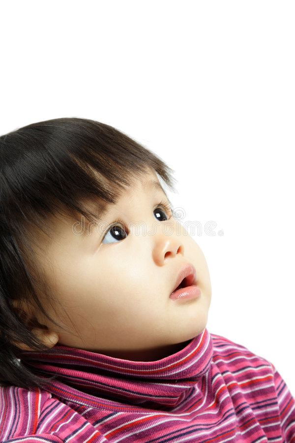 Download Baby girl stock photo. Image of look, girl, copy, person - 1781264