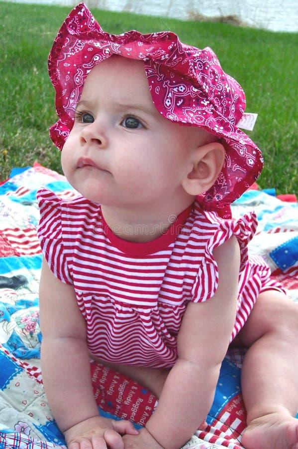 Free Baby Girl Royalty Free Stock Photo - 19381085