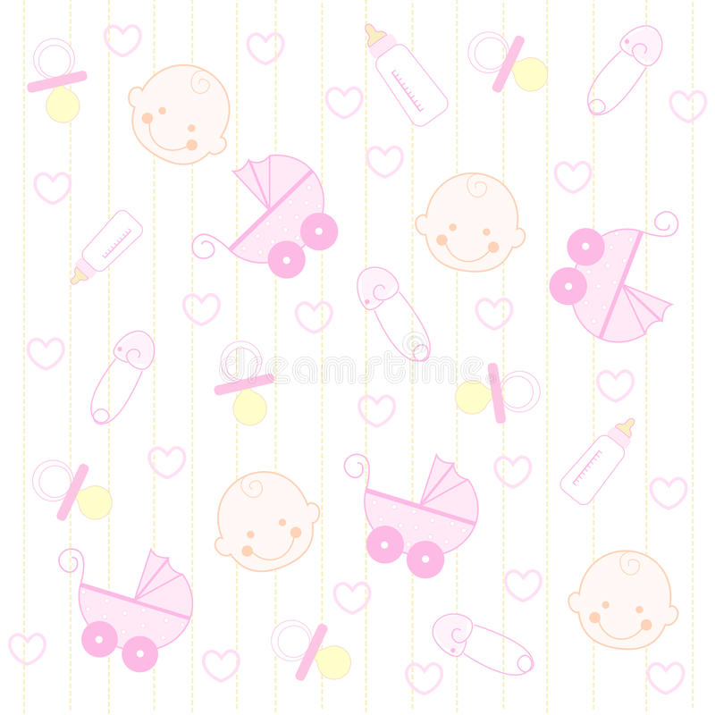 Baby girl background stock vector illustration of arrival 9972492 download baby girl background stock vector illustration of arrival 9972492 voltagebd Choice Image