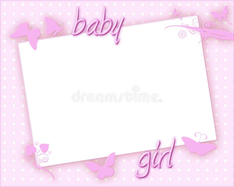 Baby girl card stock illustration illustration of greetings 78118702 download baby girl card stock illustration illustration of greetings 78118702 m4hsunfo Choice Image