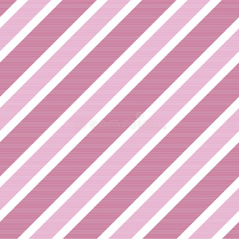 Baby girl color pink striped background vector illustration