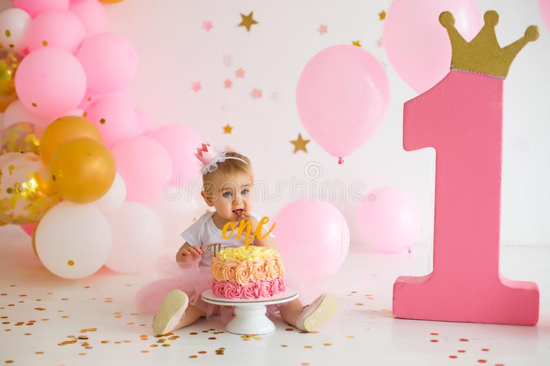 Surprising Babys First Cake Smash Stock Photos Download 1 465 Royalty Free Funny Birthday Cards Online Inifofree Goldxyz