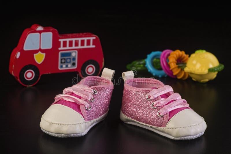Baby-gute Zeiten lizenzfreie stockfotografie
